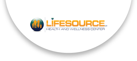 Chiropractic Glendale Heights IL LifeSouce Health and Wellness Logo